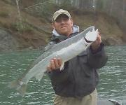 Wynoochee River Steelhead Fishing